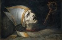 Saint Fulgenzio Fine Art Print