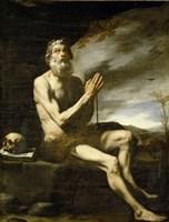Saint Paul the Hermit Fine Art Print