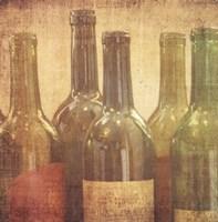 Wine Vignette I Fine Art Print