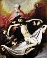 The Trinity, 1635-1636 Fine Art Print