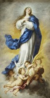 The Immaculate Conception of Aranjuez, 1656-1660 Fine Art Print