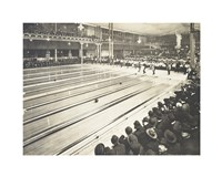 American Bowling Congress, Bowling Tournament, Milwaukee, Wisconsin Fine Art Print