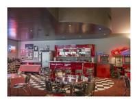 Bowling Center Snack Bar at Mount Vernon Fine Art Print