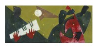 Mingus Among Us 1998 Fine Art Print
