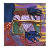 Piano I (X-Ray) Fine Art Print
