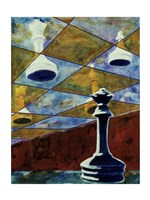 Glass Ceiling Fine Art Print