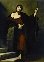 Saint James the Greater Fine Art Print