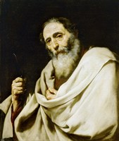 Saint Bartholomew Fine Art Print