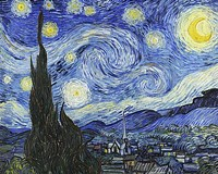 Starry Night Fine Art Print