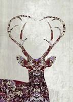 My Deer Love Fine Art Print
