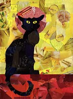 Le Chat Noir Fine Art Print