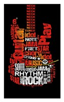 Metal Jam Fine Art Print