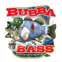 Bubba Bass Fine Art Print
