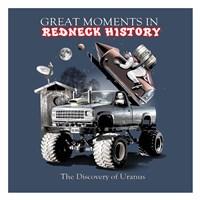 Redneck History Framed Print
