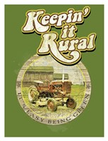 Keepin' It Rural Fine Art Print