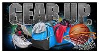 Gear Up Basketball Fine Art Print
