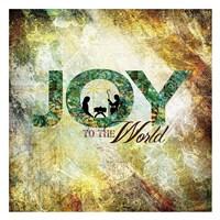 Joy to the World Fine Art Print