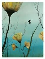 Hummingbird 2012 Fine Art Print