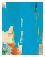 Aqua Tide Fine Art Print