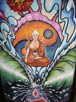 Buddha Dream Fine Art Print