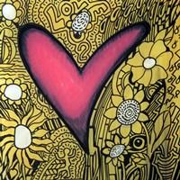 Heart 11 Framed Print