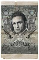 Cash Fine Art Print