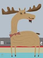 Moose 2 Fine Art Print