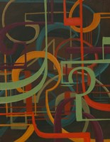 Abstract 2 Fine Art Print