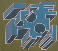 Abstract 7 Fine Art Print