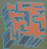 Abstract 8 Fine Art Print