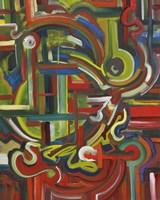 Abstract 17 Fine Art Print