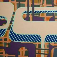 Lines Project 47 Fine Art Print