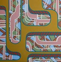Lines Project 49 Fine Art Print
