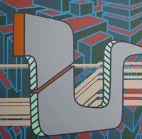 Lines Project 50 Fine Art Print