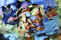 Color Cups & Tape 23 Framed Print