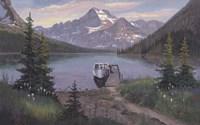 Lake Josephine Fine Art Print