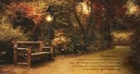 Autumn's Gift Fine Art Print