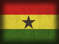 Ghana Framed Print