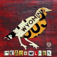 Wyoming Meadowlark Fine Art Print
