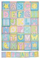 Alphabet Fine Art Print