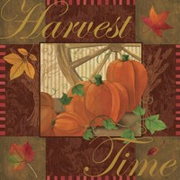 Harvest Time I Fine Art Print