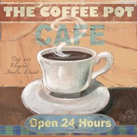 Coffee Pot Fine Art Print