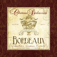 Bordeaux Fine Art Print