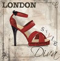 London Style Fine Art Print