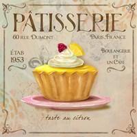 Patisserie IV Fine Art Print