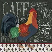 Breakfast Special Framed Print