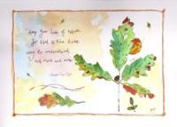 Love Of Nature Fine Art Print