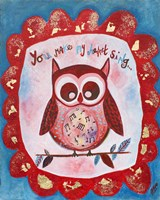 You Make My Heart Sing Fine Art Print