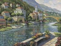Italian Vista Fine Art Print