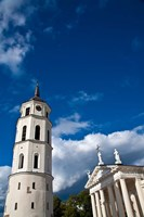 Arch-Cathedral Basilica, Vilnius, Lithuania II Fine Art Print